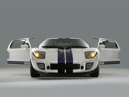 2004 Ford GT40 28