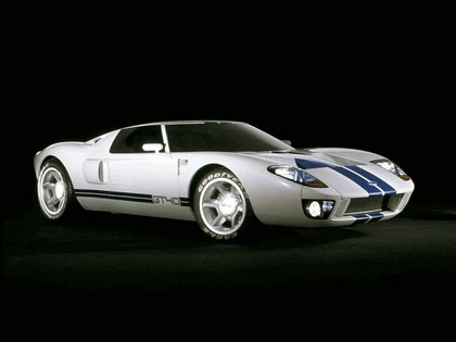 2004 Ford GT40 35