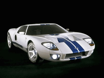 2004 Ford GT40 36