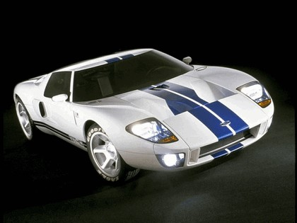 2004 Ford GT40 37
