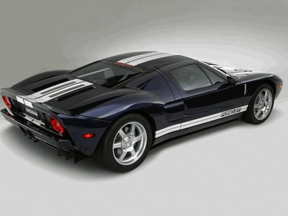 2004 Ford GT40 48