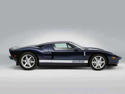 2004 Ford GT40 49