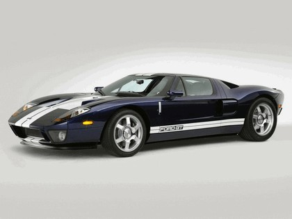 2004 Ford GT40 51