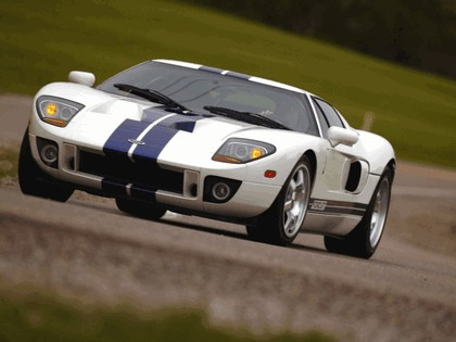 2004 Ford GT40 73