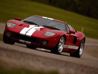 2004 Ford GT40 75