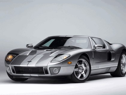 2004 Ford GT40 86