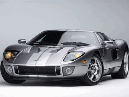 2004 Ford GT40 87