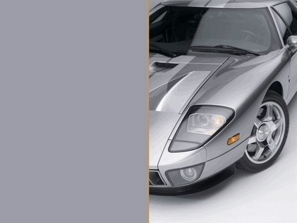 2004 Ford GT40 101