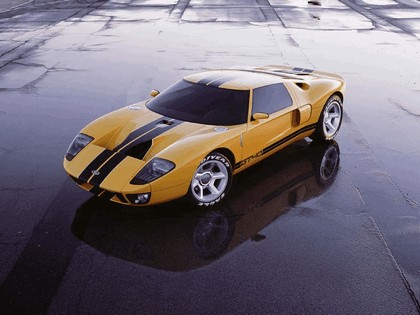 2004 Ford GT40 106