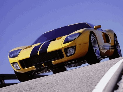 2004 Ford GT40 109