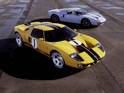 2004 Ford GT40 113