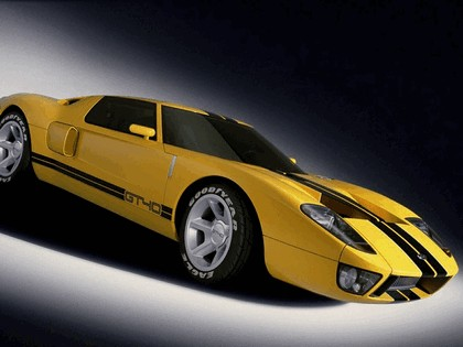 2004 Ford GT40 116