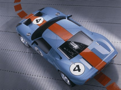 2004 Ford GT40 121