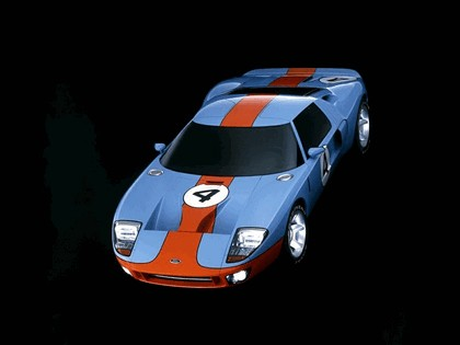 2004 Ford GT40 122