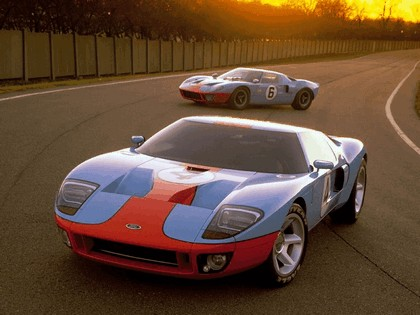 2004 Ford GT40 128