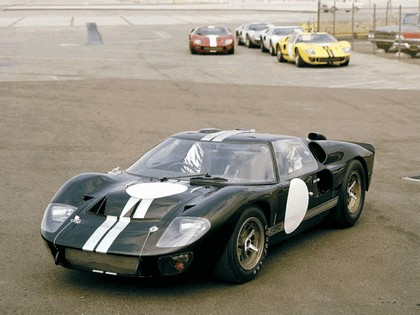 2004 Ford GT40 129