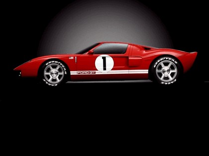 2004 Ford GT40 130