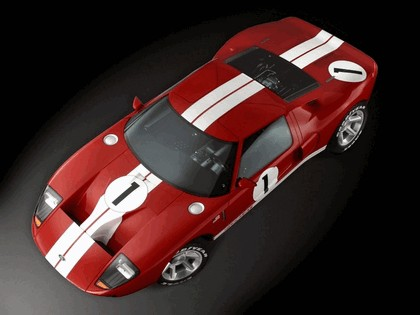 2004 Ford GT40 132