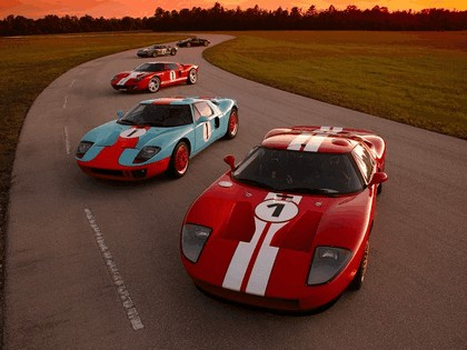 2004 Ford GT40 133