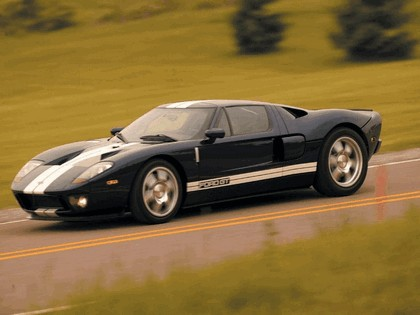 2004 Ford GT40 135