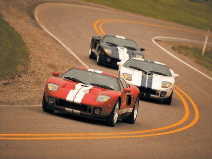 2004 Ford GT40 136