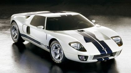 2004 Ford GT40 6