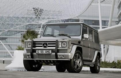 2010 Mercedes-Benz G55 AMG Edition 79 1