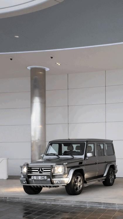 2010 Mercedes-Benz G55 AMG Edition 79 5