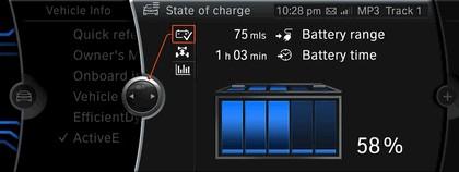 2009 BMW Concept ActiveE 34