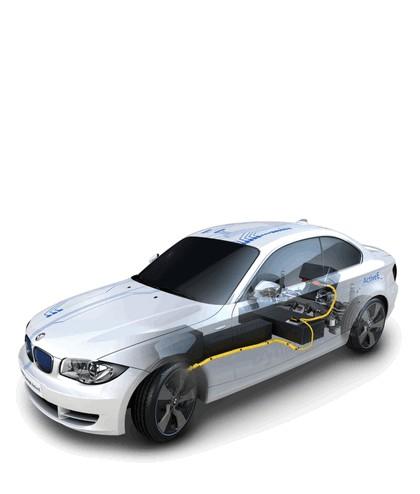 2009 BMW Concept ActiveE 37