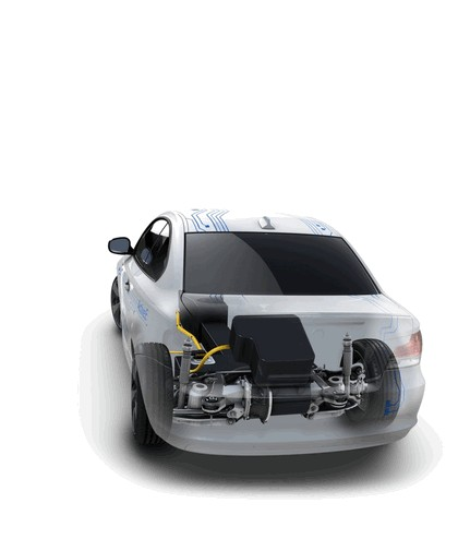 2009 BMW Concept ActiveE 39