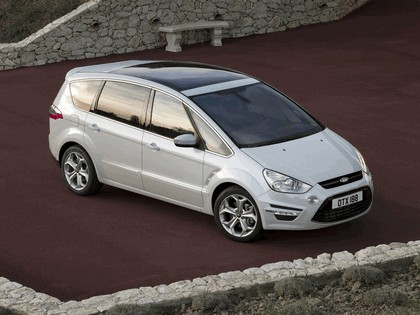 2010 Ford S-Max 4