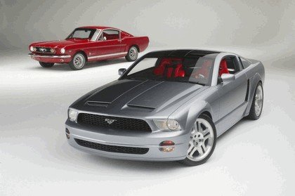 2004 Ford Mustang concept 2