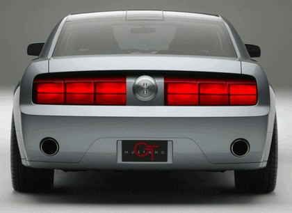 2004 Ford Mustang concept 6
