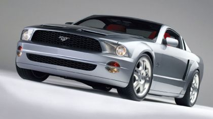 2004 Ford Mustang concept 1