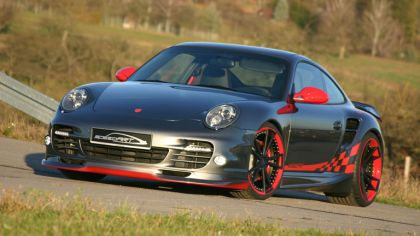 2010 SpeedART BTR II 580 ( based on Porsche 911 997 Turbo ) 6