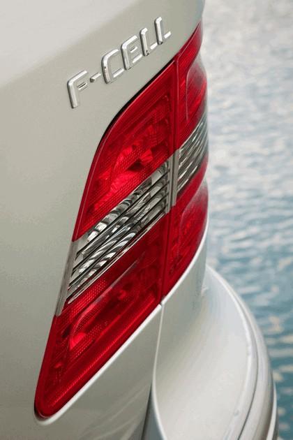 2009 Mercedes-Benz B-klasse F-CELL 11