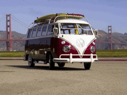 1964 Volkswagen Deluxe Microbus Chameleon 1