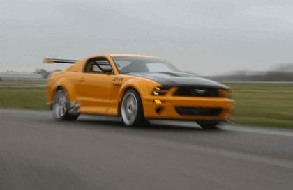 2004 Ford Mustang GT-R concept 23