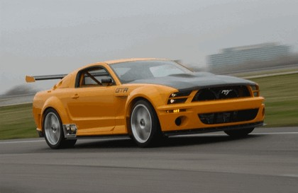 2004 Ford Mustang GT-R concept 24