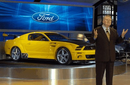 2004 Ford Mustang GT-R concept 27