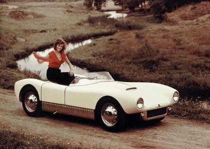 1956 Saab Sonett I 3