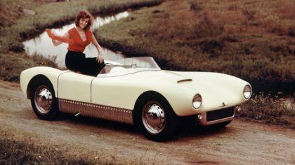 1956 Saab Sonett I 2