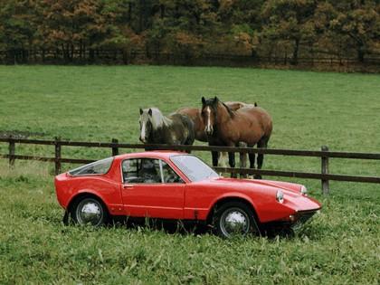 1969 Saab Sonett II 8