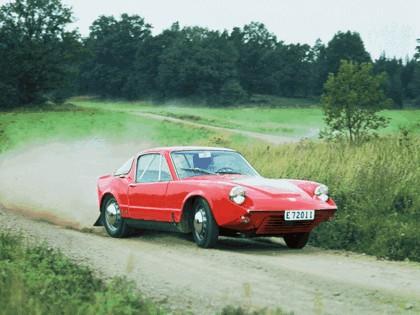 1969 Saab Sonett II 9