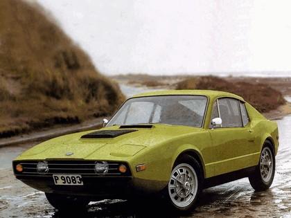 1974 Saab Sonett III 19