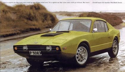 1974 Saab Sonett III 20