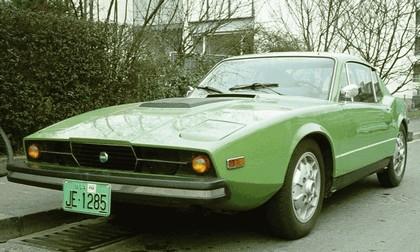 1974 Saab Sonett III 22
