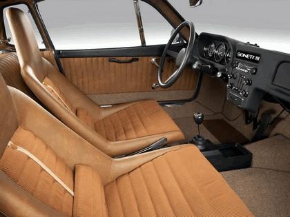 1974 Saab Sonett III 25