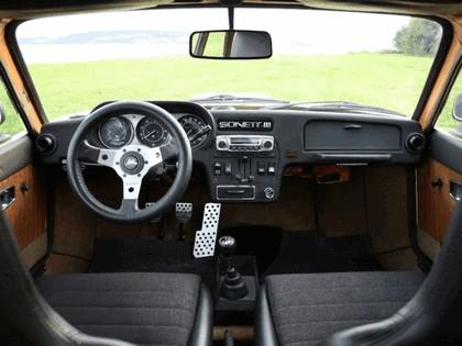 1974 Saab Sonett III 27